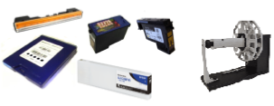 Ink Jet,  inks, print heads, rewinders - select your printer model first - free shipping over £100