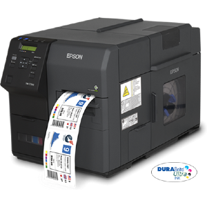 Epson C7500 best for matt labels